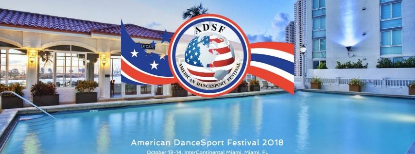 2018 American DanceSport Festival