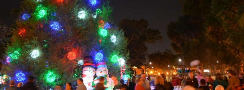 """""""Winter on the Avenue"""" featuring the Annual Holiday Tree Lighting Ceremony"""