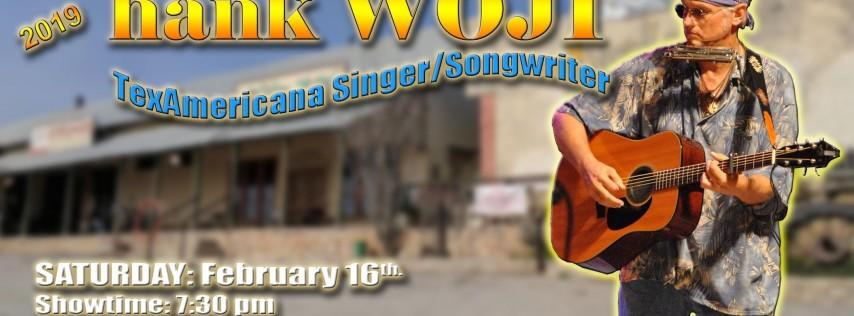 Hank Woji Returns