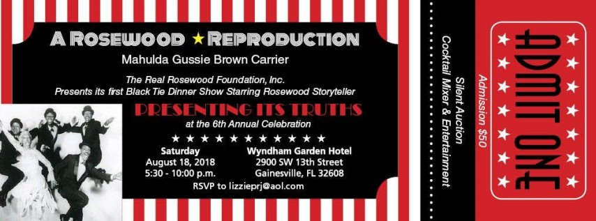 Rosewood Black-Tie Dinner and Show