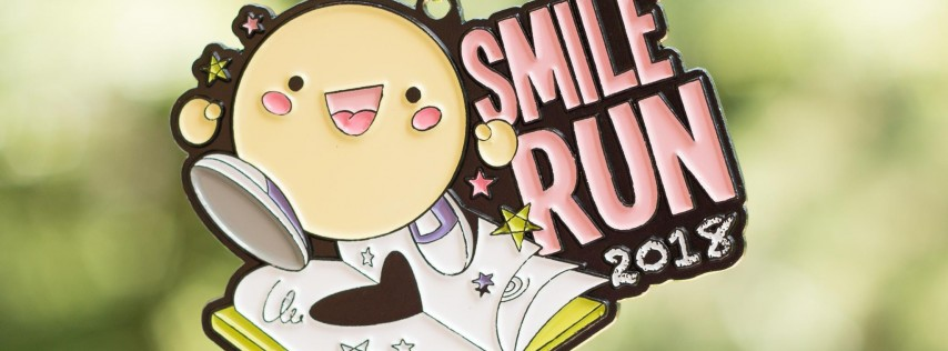 Smile Run (or Walk) 5K & 10K for Suicide Prevention Month -Gainesville