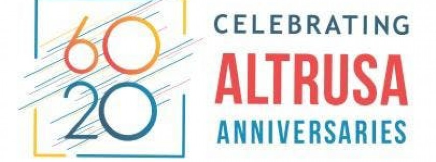 60/20 Celebrating Altrusa Anniversaries