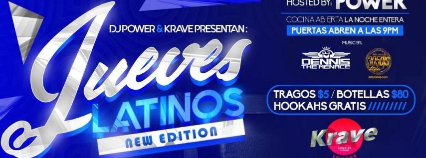 JUEVES LATINOS - New Edition