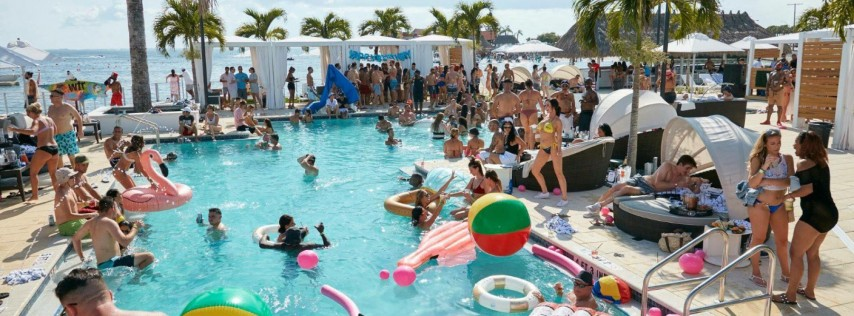 Sunday Pool Party at wtr Tampa