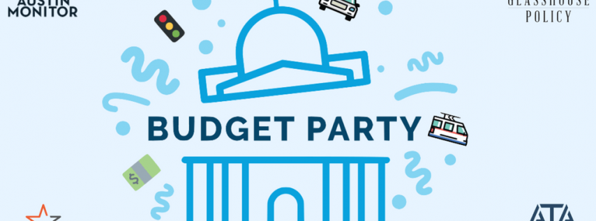 Budget Party 2018!