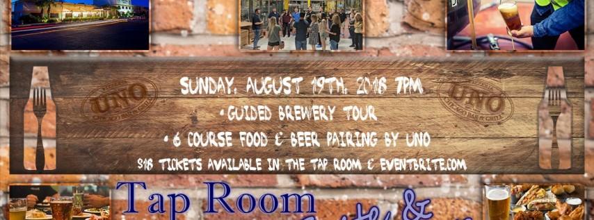Tap Room Taste & Tour 8/19