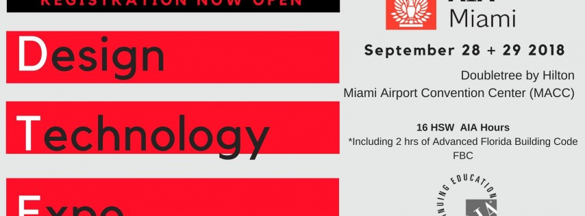 Design + Technology Expo 2018