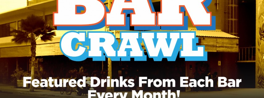 SALT BAR CRAWL FEATURES FUN, MUSIC, PRIZES AND MORE