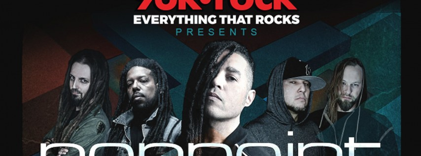 96K-Rock presents NONPOINT