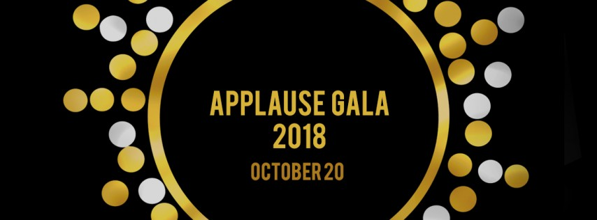 2018 Applause! Gala