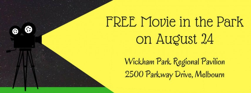 Free Movie in the Park showing Avengers: Infinity War