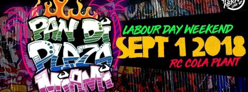 Pan Di Plaza Miami • Labor Day Weekend