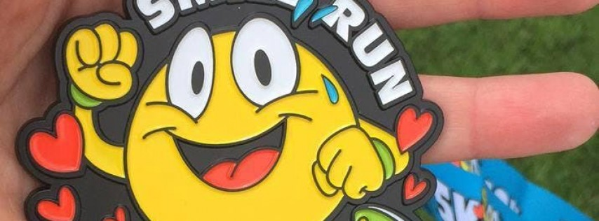 Only $9.00! Smile Run 5K & 10K -Gainesville