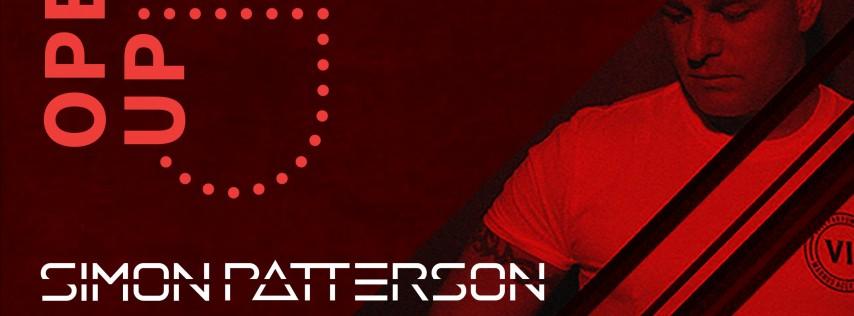 OPEN UP MIAMI: Simon Patterson & Sean Tyas @ Treehouse