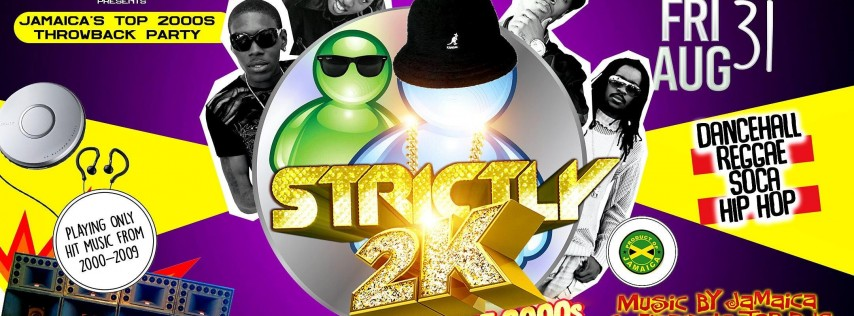 Strictly 2K - Best of the 2000s MIAMI