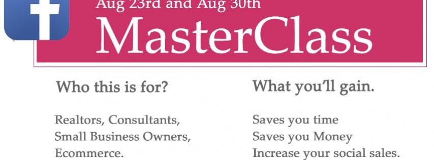 Facebook Masterclass