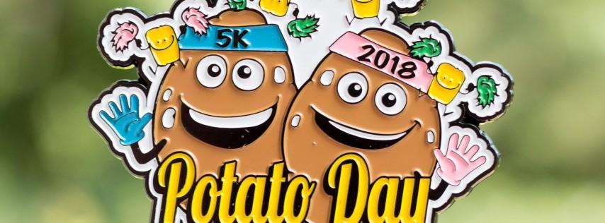 Potato Day 5K & 10K -Fayetteville