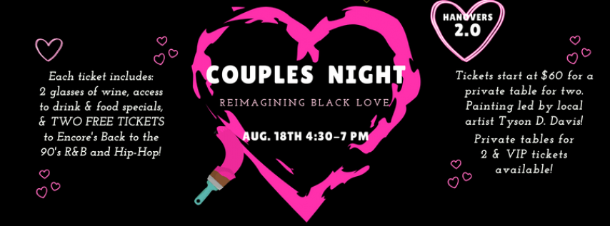 Painting with Twist: The Black Experience Couples Night