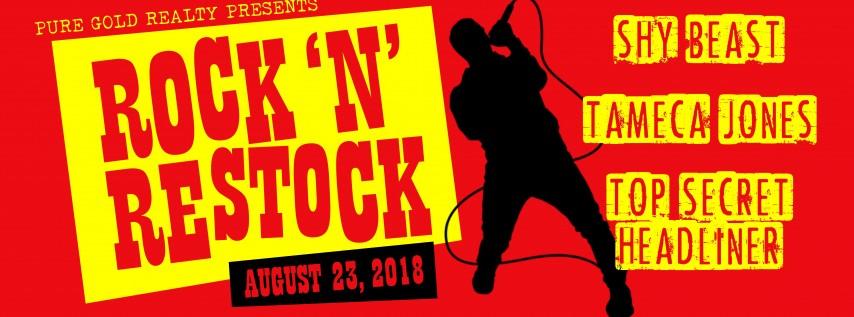 Rock 'N' Restock