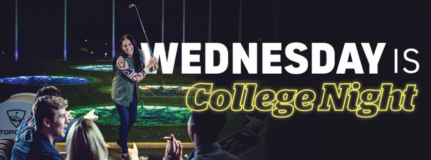 College Night at Topgolf Tampa
