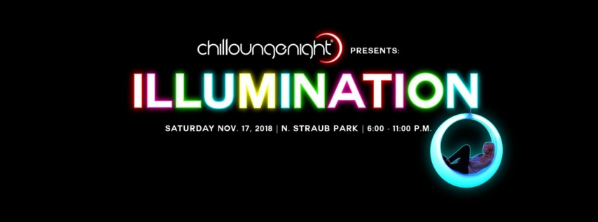 Chillounge Night St.Petersburg. Illumination