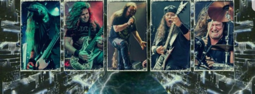 Vicious Rumors: Digital Dictators 30th Anniversary Tour
