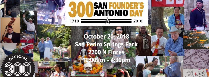 San Antonio Founders Day
