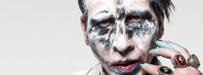 Marilyn Manson at Hard Rock Live