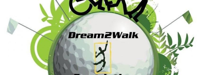 Dream2Walk's 2018 Annual Labor Day Weekend Golf Tournament Sept. 2, 2018