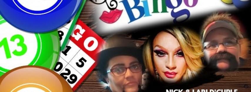 Drag Queen & King Bingo 8/17/18 - Moody River Grille