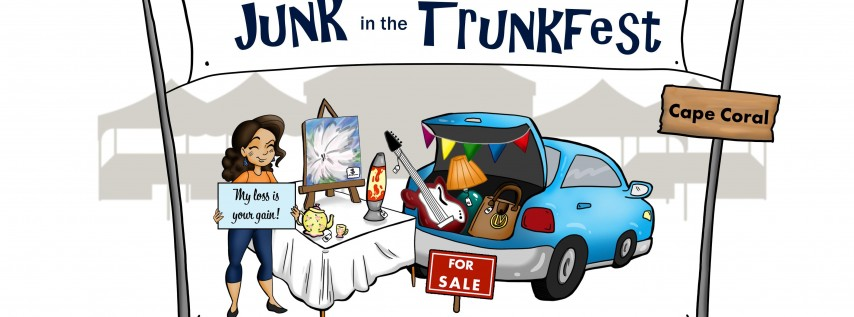 Junk in the TrunkFest - Cape Coral
