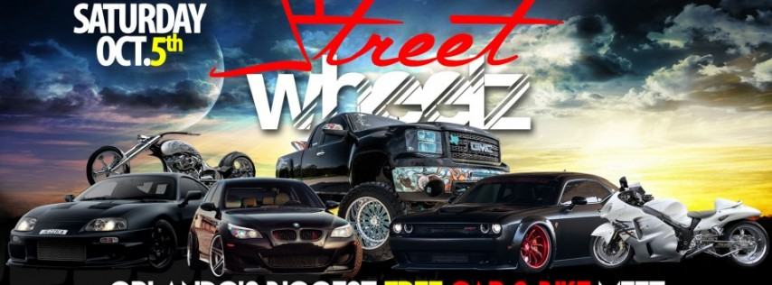 STREET WHEELZ CAR & BIKE MEET