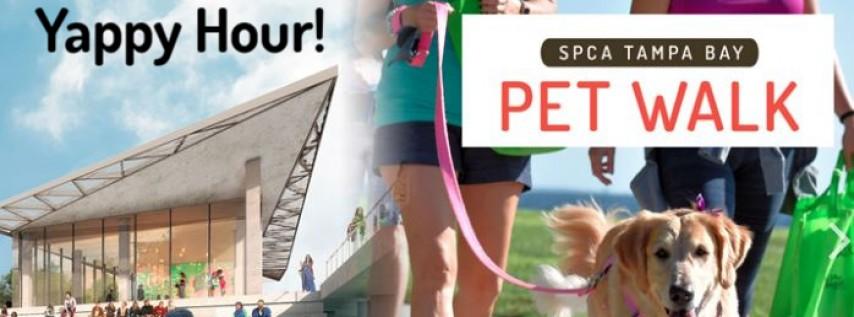 SPCA Tampa Bay Pet Walk Yappy Hour
