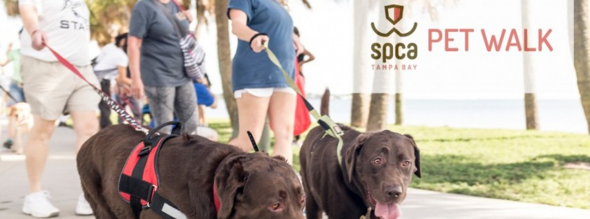 SPCA Tampa Bay Pet Walk