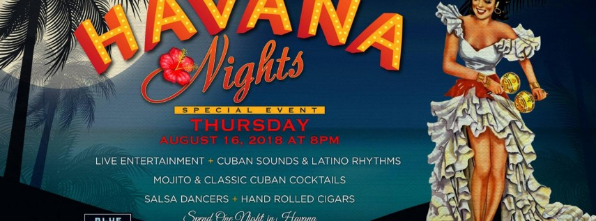 Havana Nights - Blue Martini Orlando