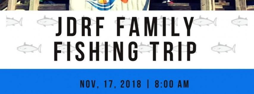 JDRF Family Fishing Trip