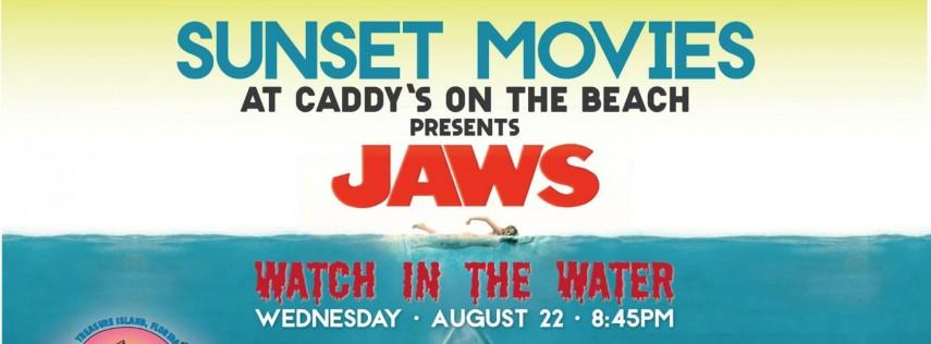 Movie Night Featuring Jaws