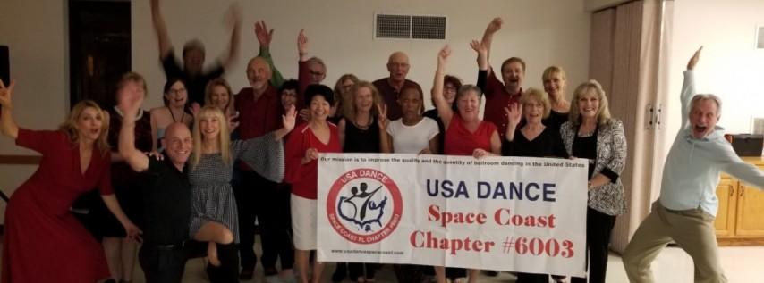 USA DANCE SPACE COAST CHAPTER #6003