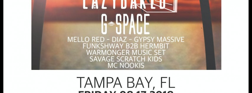 SUM R&R 1 year Anniversary w/ Eazybaked & G-Space in Tampa
