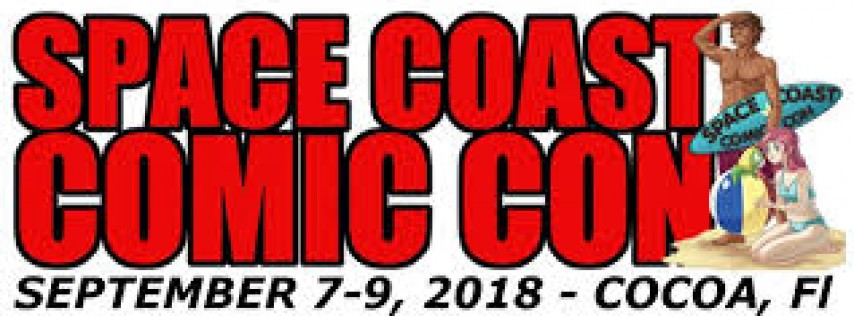 Space Coast Comic Con 2018