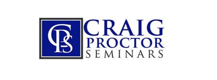 Craig Proctor Seminar - Sarasota
