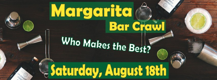 Downtown Wilmington Margarita Bar Crawl