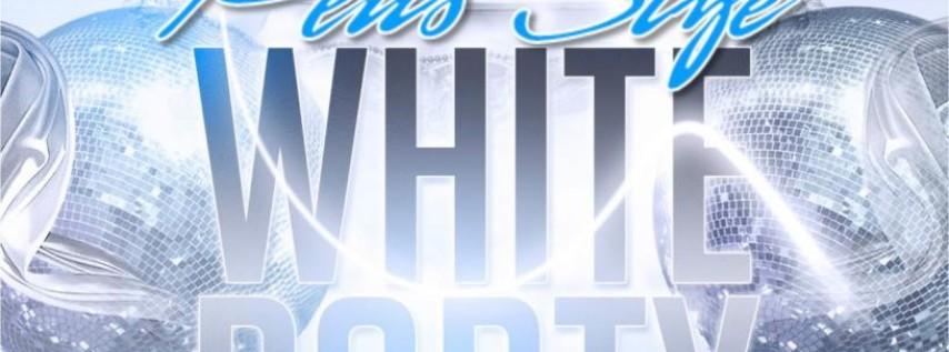 Plus Size White Party