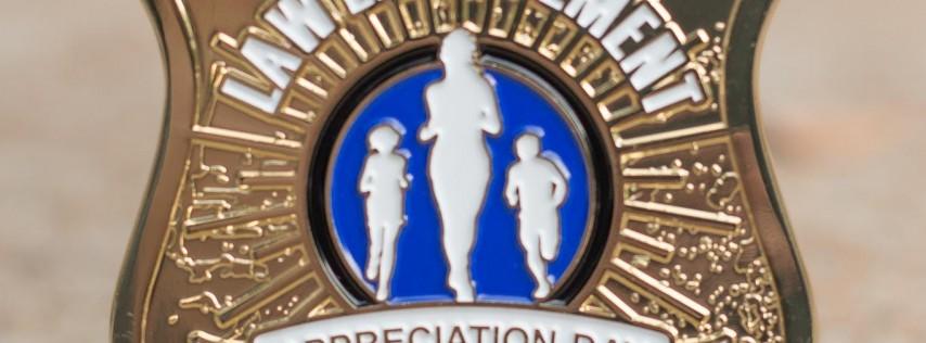 The Law Enforcement Appreciation 5K - Gainesville