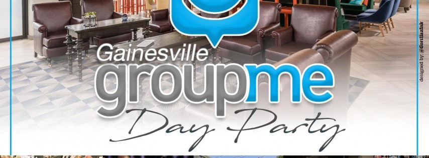 Gainesville GroupMe Day Party