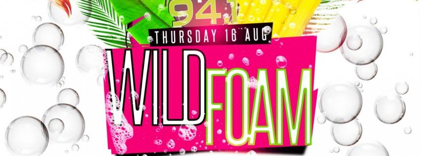 Wild Foam Party