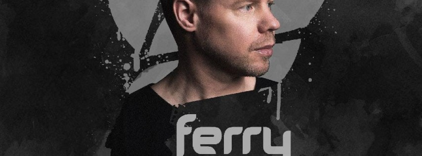 Denial Events and APEX presents: FERRY CORSTEN at Treehouse Miami