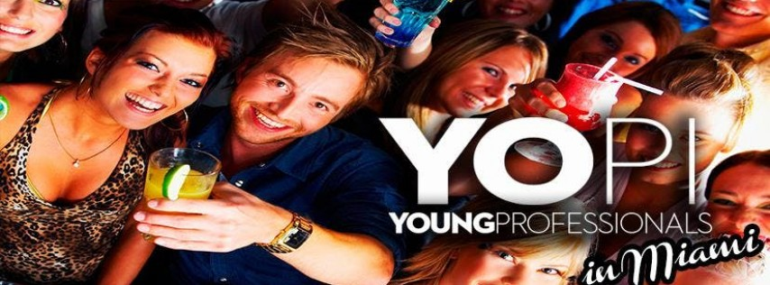 Young Professional Networking in Miami | August Edition at Vares Brickell