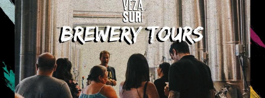 VEZA SUR Brewery Tour