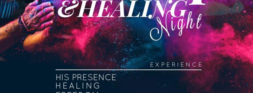 Worship/Healing Night